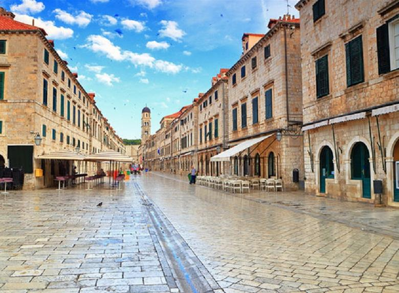 Dubrovnik day trip from Makarska Riviera