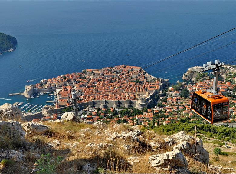 Daily tour tobreathtaking Dubrovnik from Split