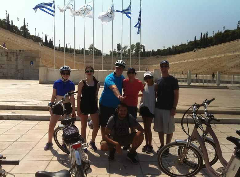 Classic Athens E-bike City Tour