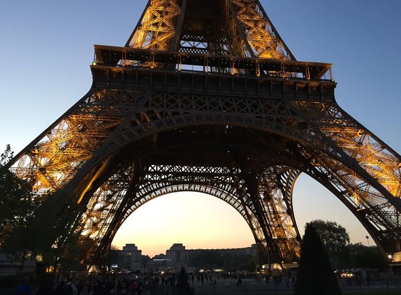 Eiffel Tower Skip-the-Line Ticket & Guided Tour in Paris