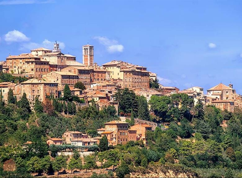 Montalcino, Pienza and Montepulciano Wine tasting Tour from Florence