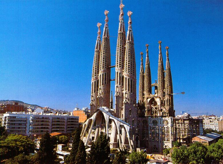 Sagrada Familia Guided Quot Fast Track Entrance Quot Tour With