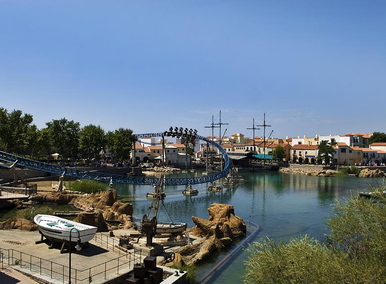 Tour of PortAventura Themepark from Barcelona
