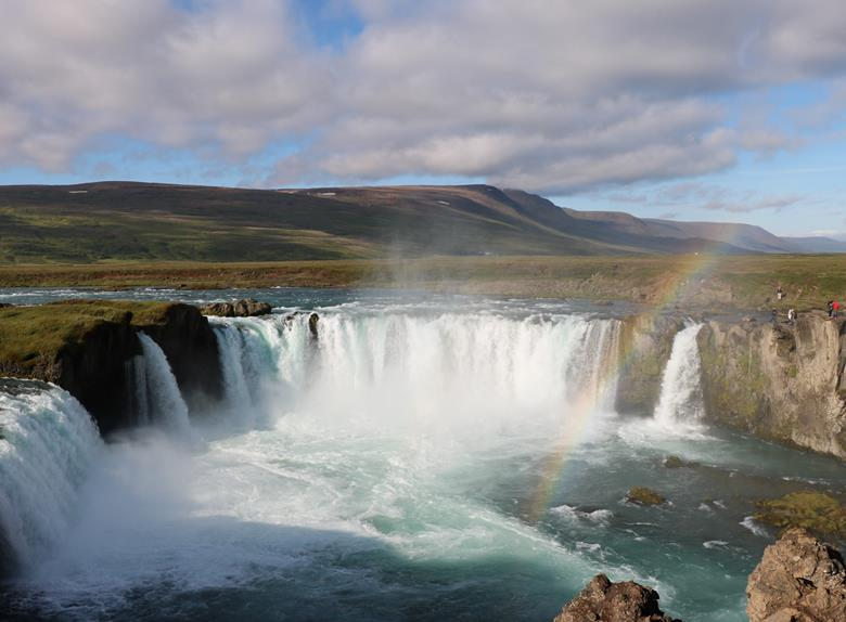 "Evening tour from Akureyri - Goðafoss ""waterfall of the gods"""