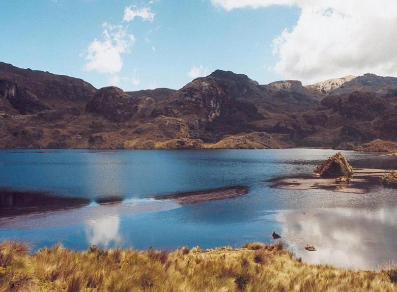 Excursion to Cajas National Park from Cuenca