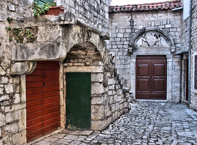 Experience Trogir Tour from Split
