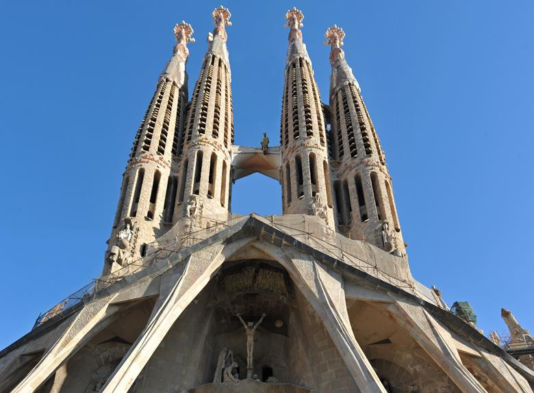 Artistic Barcelona PM The best of Gaudi Guided Tour