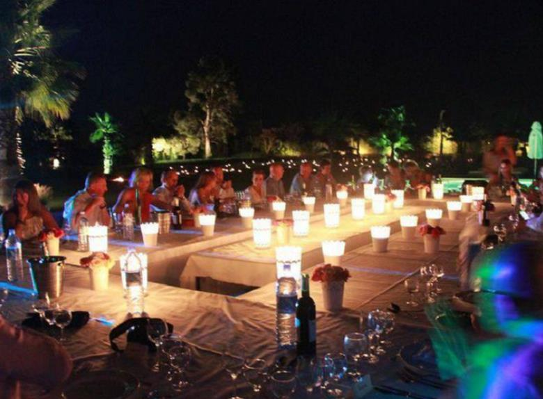 Fantasia Dinner Show in Marrakesh