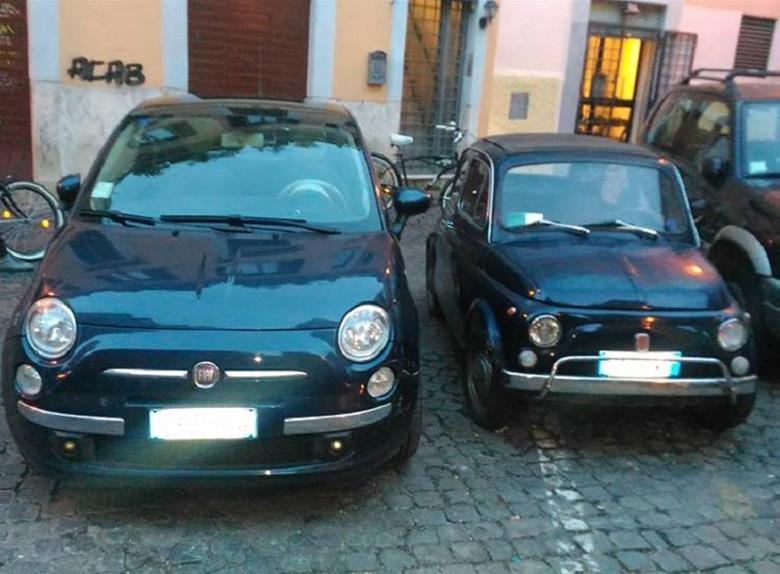 Fiat in Rome