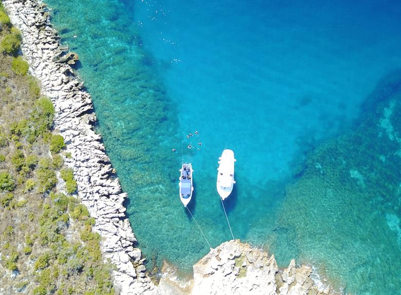 Full Day Snorkeling Tour from Trogir and Split