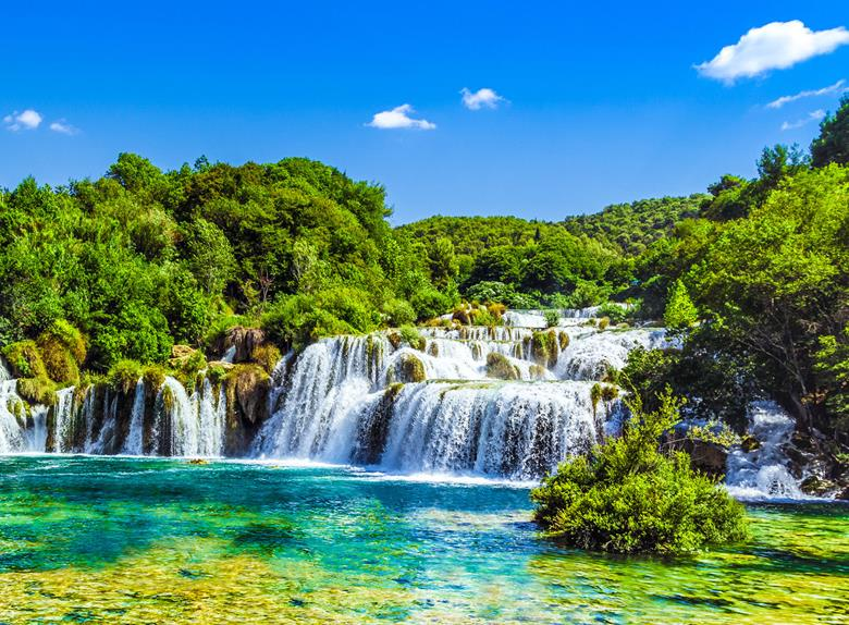 Krka on a Budget Tour from Split