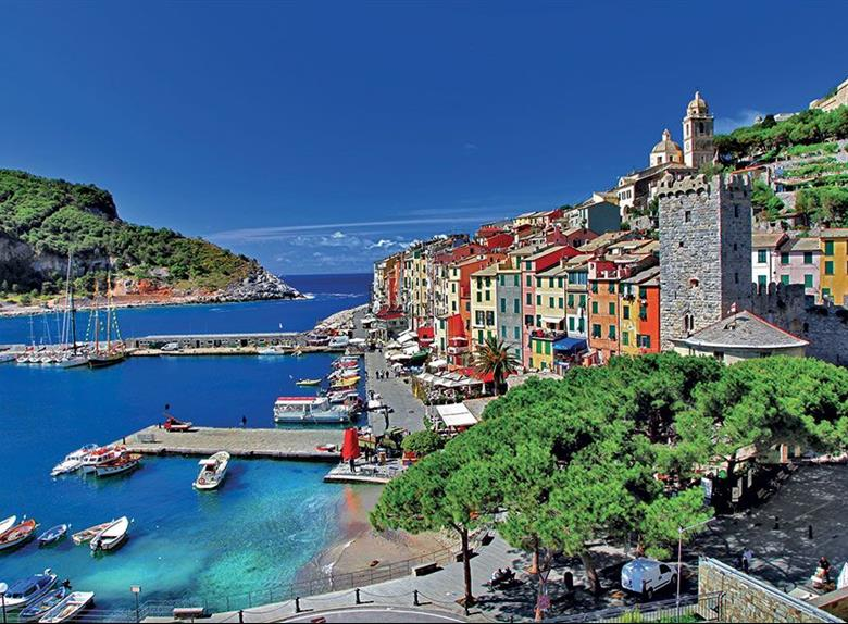 Visit Cinque Terre by Train and Boat from Pisa