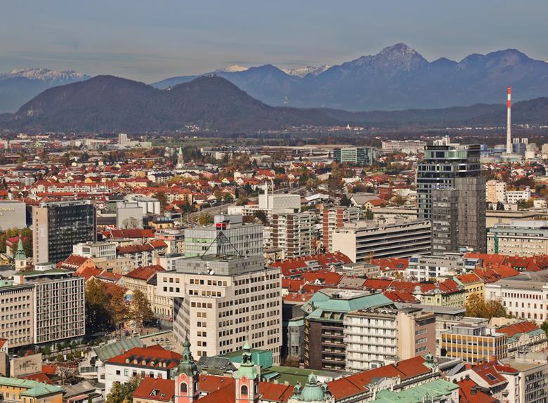 Full Day Tour to Ljubljana and Lake Bled from Zagreb