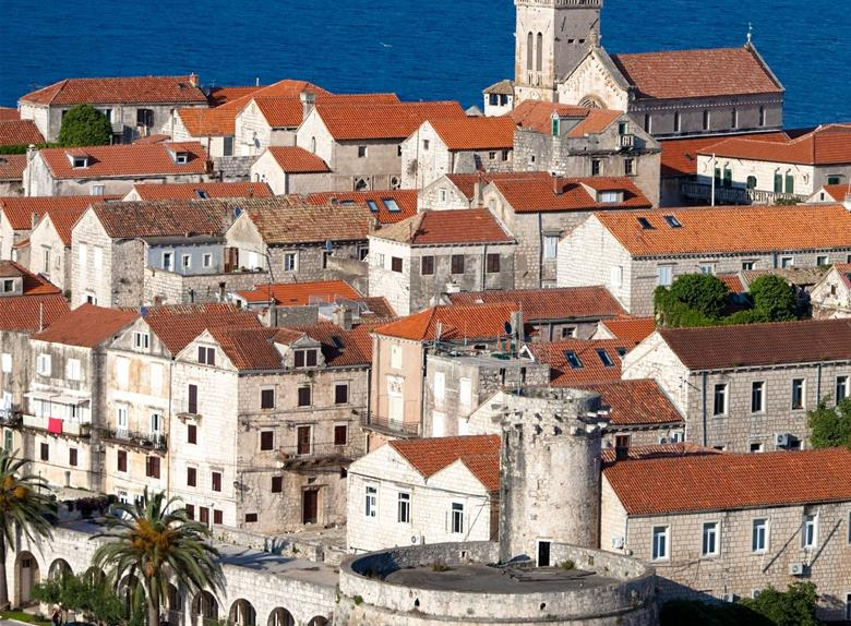 Ston and Korčula Island + Wine Tasting: Full Day Tour from Dubrovnik