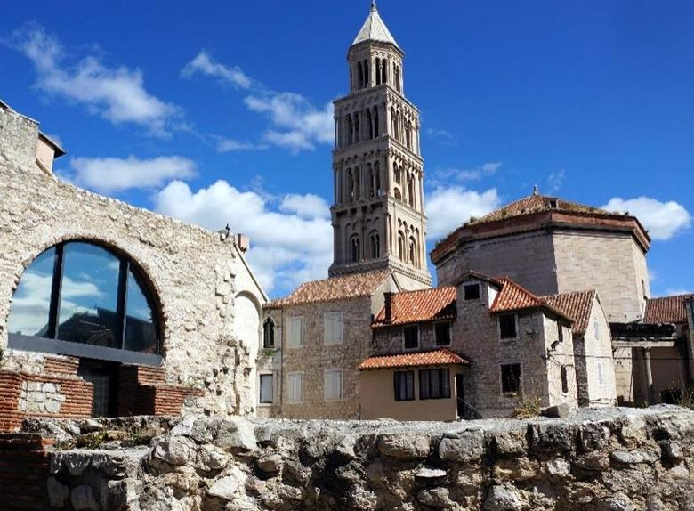 Game of Thrones Tour - Diocletian's Palace and Kliss Fortress from Split