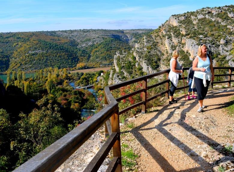 National Park Krka: The Magical Culinary Delights of Krka from Vodice and from Šibenik