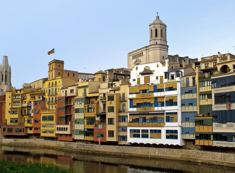 The Dalí Museum & Girona Full Day Train Tour from Barcelona