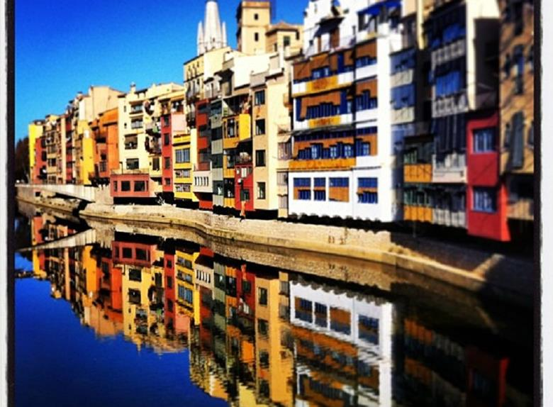 Visit the medieval jewel Girona