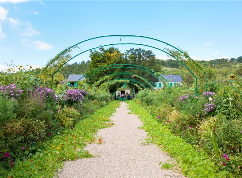 Visit Giverny and Monets Garden