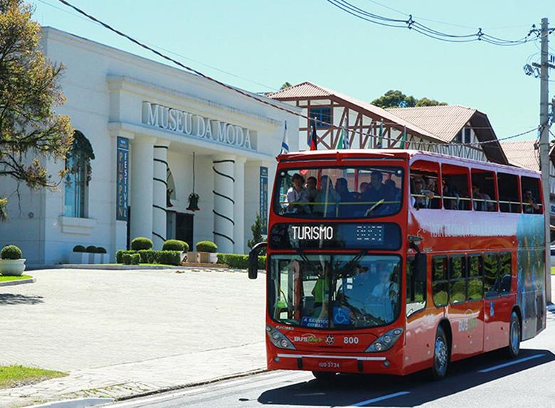 Gramado and Canela Hop-on Hop-off Tour in Porto Alegre