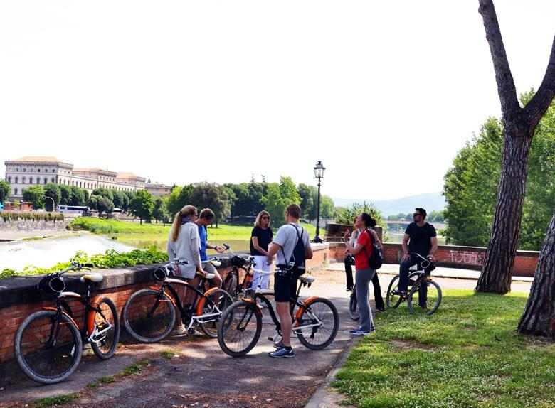Guided Bike Tour: Wonderful Florence
