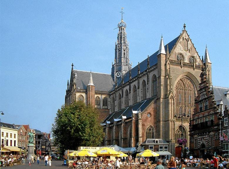 Haarlem: Private Guided Walking Tour