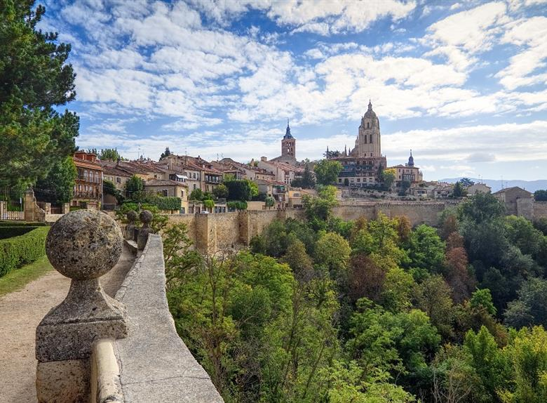 Half Day Tour to Segovia from Madrid