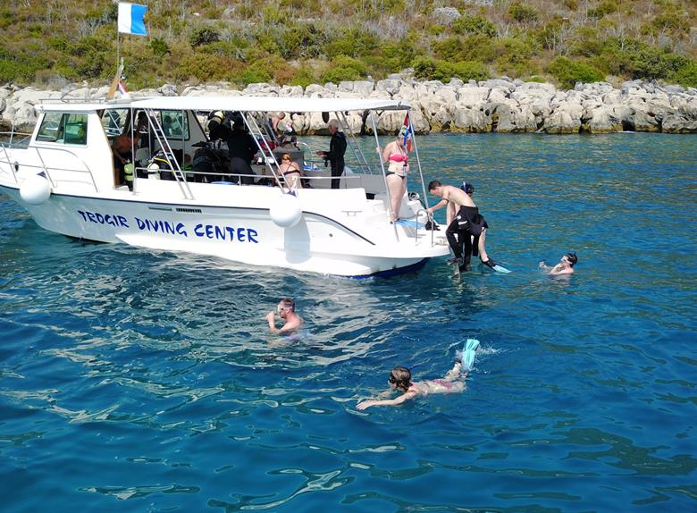 Half Day Snorkeling Tour from Trogir and Split