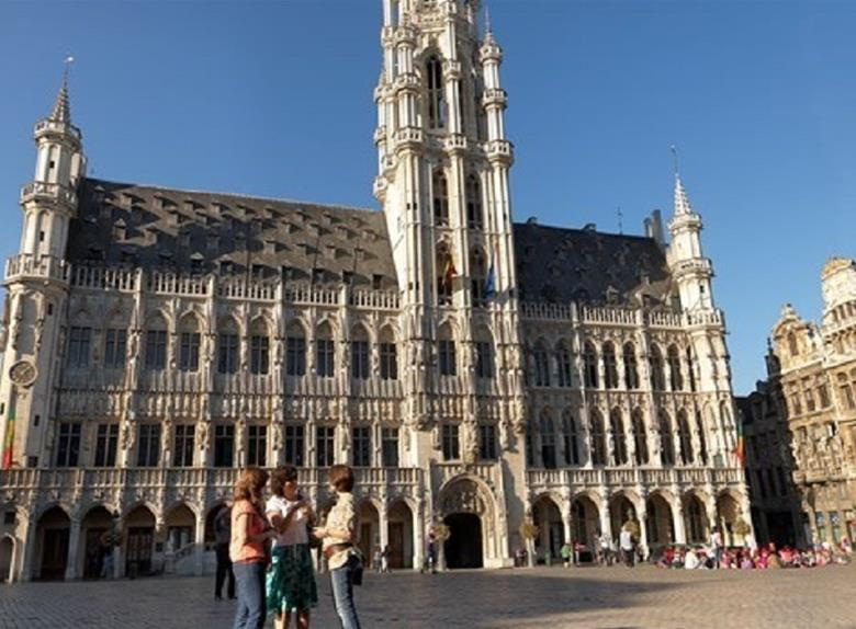 Half Day Tour: Grand City Tour of Brussels