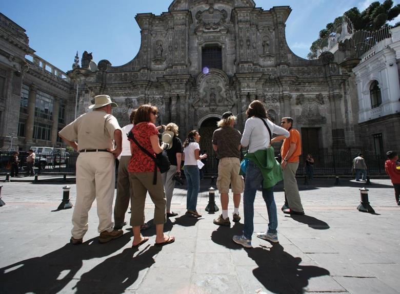 Historical Quito City Tour