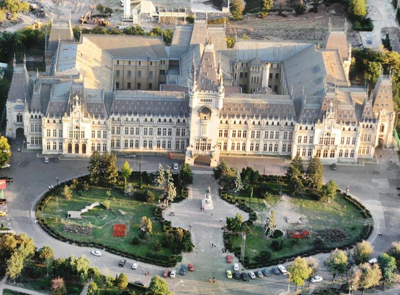 Enjoy Iasi Walking Tour