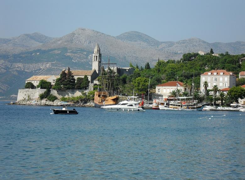 Galleon TirenaElaphite Cruise Tour with Lunch and Hotel Pick up from Dubrovnik