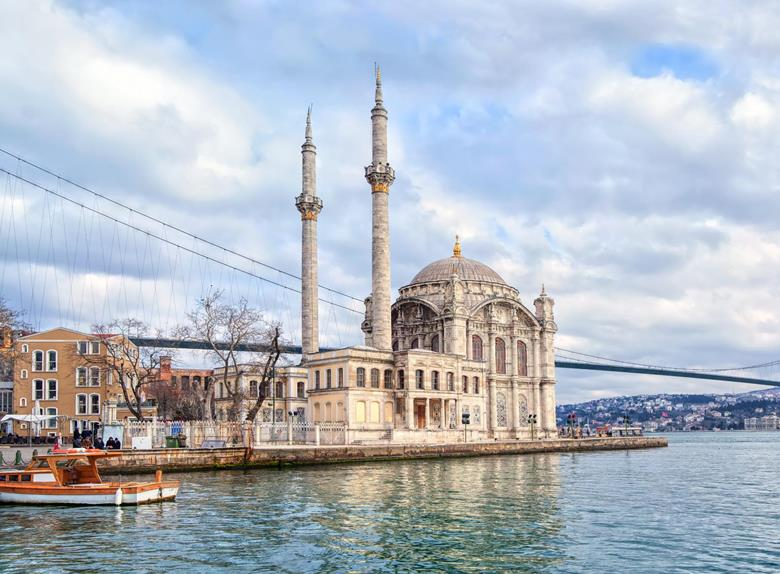 Istanbul Bosphorus Cruise: Golden Horn, Dolmabahçe Palace & Two Continents