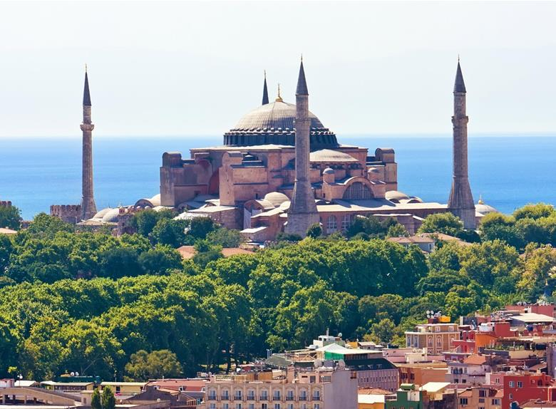 Istanbul Ottoman Relics Half Day Tour