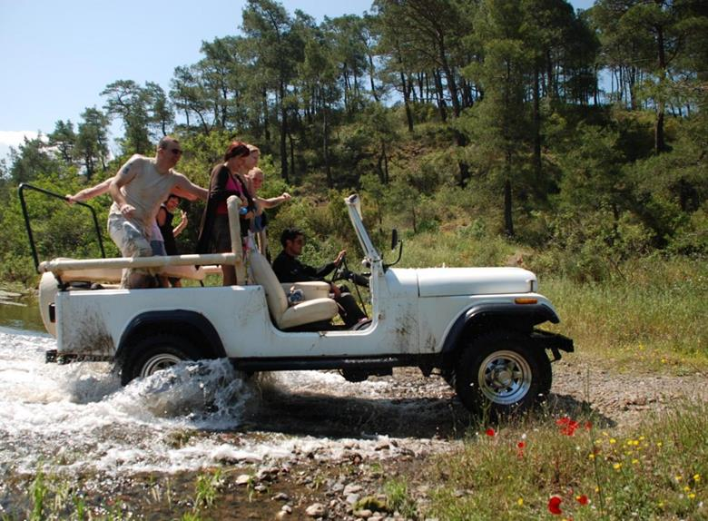 Jeep Safari Program from Obzor