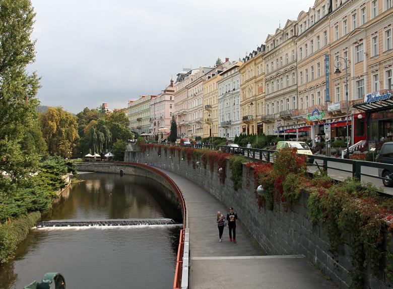 Karlovy Vary City Center