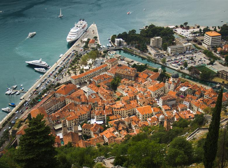 Natural and Cultural Heritage of Montenegro: Tour from Dubrovnik