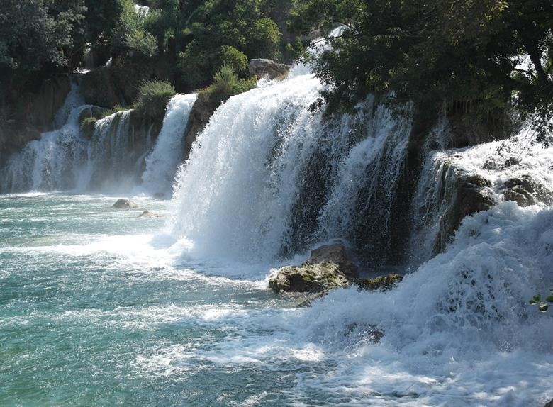 National Park Krka and Šibenik Day Tour from Split