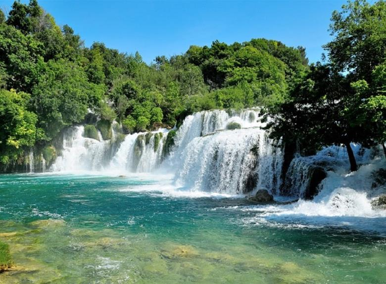 Krka on a Budget - Half Day Tour from Split