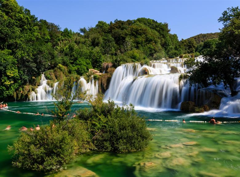 Full Day Tour to Krka Waterfalls from Zadar