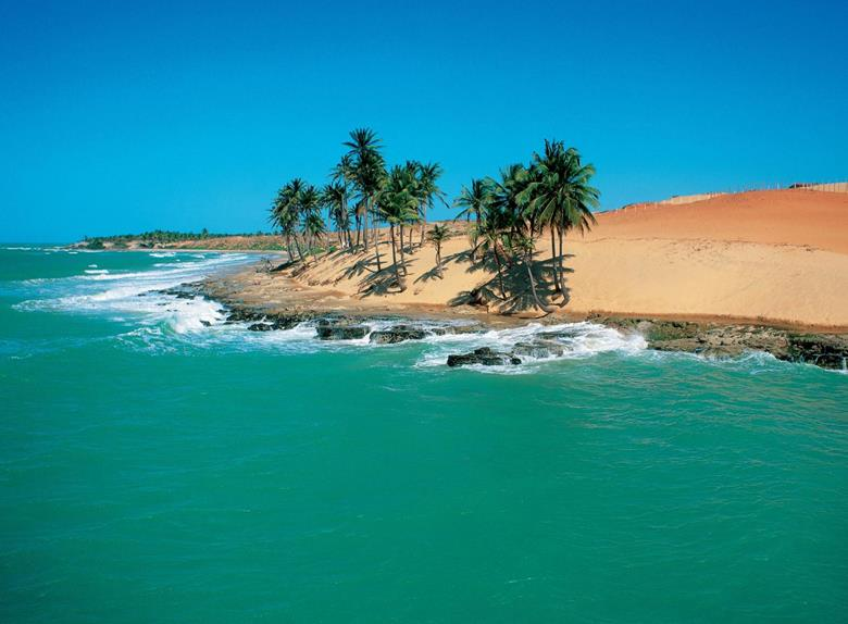 Lagoinha The Postcard Beach - Tour from Fortaleza