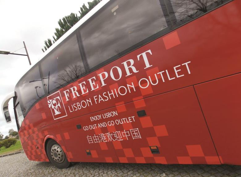 Lisbon Freeport Shopping Experience
