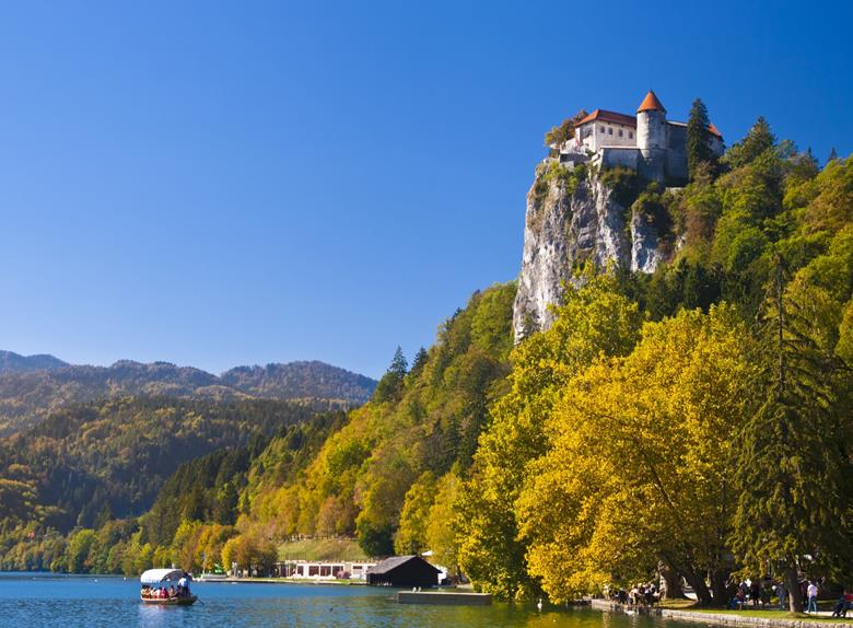 Ljubljana and Bled: Full Day Tour from Zagreb