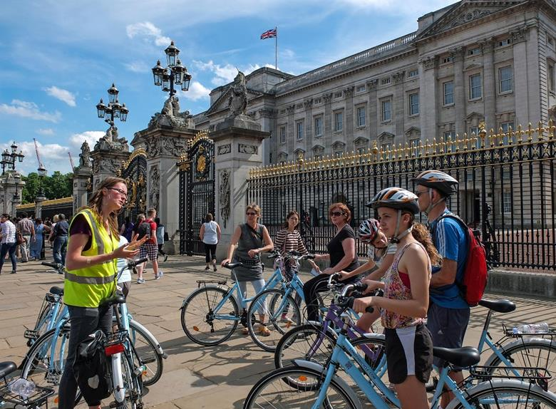 """Love London"" Bicycle Tour"