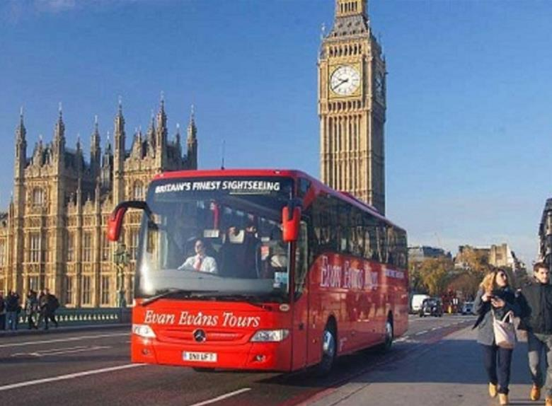 Panoramic Sightseeing with Bus Tours
