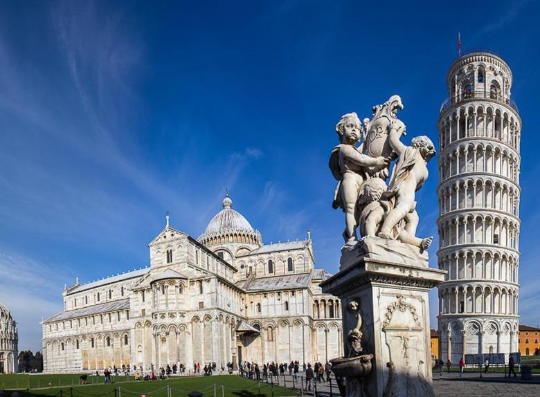 Discover Pisa + Entrance to the Leaning Tower Tour from Florence