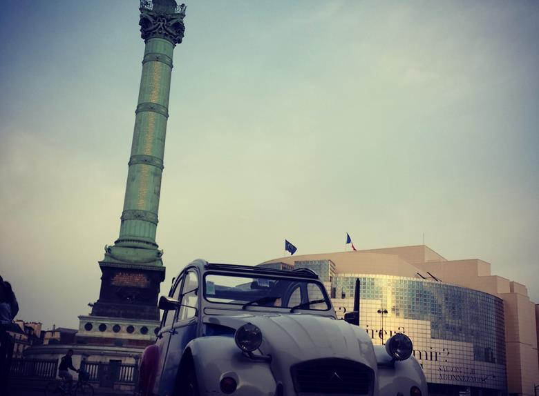 Undiscovered tour: Paris by Citroen 2CV