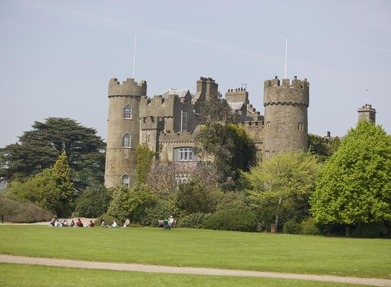 Malahide Castle & Coastal Tour from Dublin