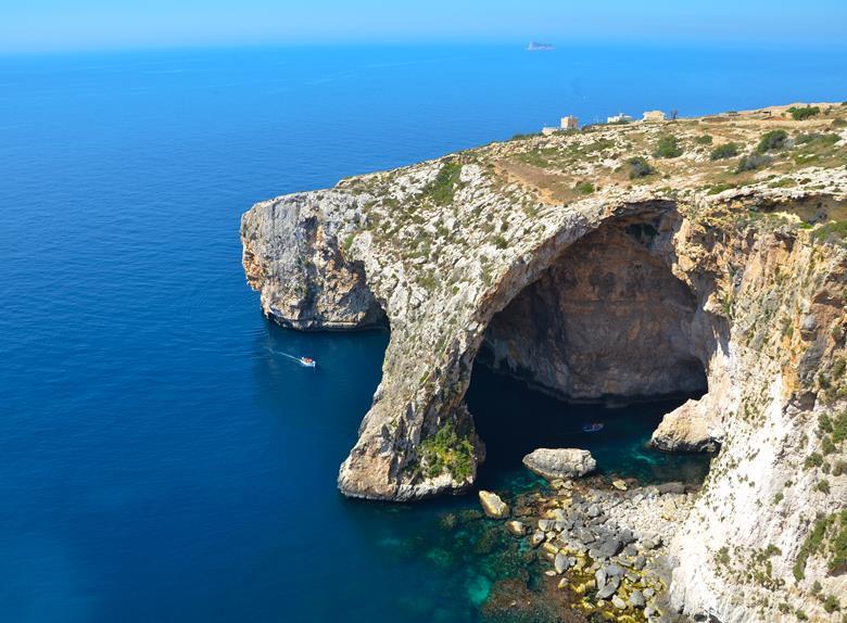 「malta blue grotto」の画像検索結果