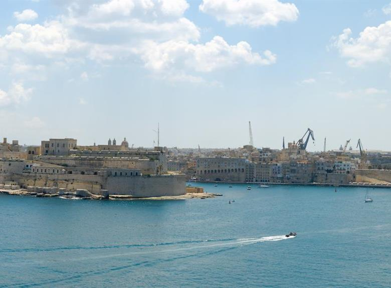 Malta Harbour Cruise from Valletta